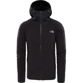 The North Face M's Kabru Full Zip Hoodie TNF Black